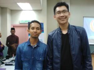 Hisyam Den & Patric Chan